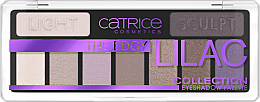 Kup Paletka cieni do powiek - Catrice The Edgy Lilac Collection Eyeshadow Palette