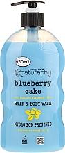 Kup Borówkowe mydło pod prysznic do włosów i ciała z aloesem - Bluxcosmetics Naturaphy