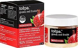 Kup Regenerująca całonocna maska-krem witalizująca - Tołpa Green Czerwone owoce