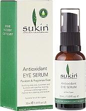Kup Antyoksydacyjne serum do skóry wokół oczu - Sukin Antioxidant Eye Serum