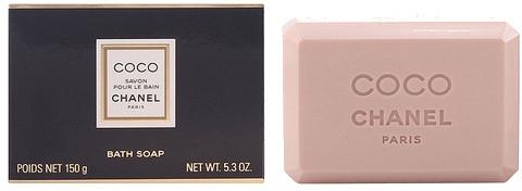 Chanel Coco - Perfumowane mydło do ciała w kostce — фото N1
