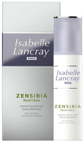 Krem do twarzy - Isabelle Lancray Zensibia Balancing Nutrition Cream — фото N1