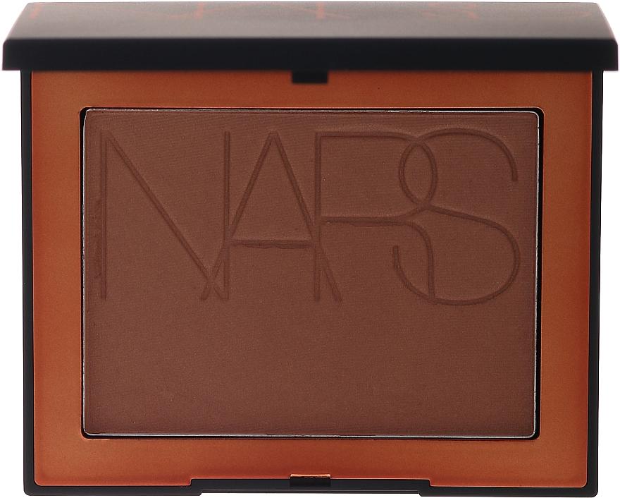 Bronzer do twarzy - Nars Bronzing Powder — фото N2