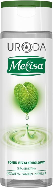 Bezalkoholowy tonik do twarzy - Uroda Melisa