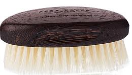 Kup Szczotka do brody z białym włosiem - Acca Kappa Barber Shop Collection
