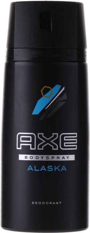 Dezodorant do ciała w sprayu dla mężczyzn - Axe Alaska Deodorant Body Spray — фото N1