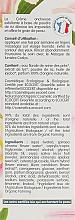 Złuszczający krem do twarzy do skóry normalnej i mieszanej z ekstraktem z lilii - Coslys Facial Care Exfoliating Facial CreamWith Lily Extract — фото N3