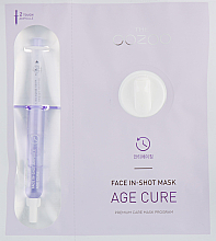 Kup Maseczka do twarzy o działaniu liftingującym - The Oozoo Face Face In-Shot Mask Age Cure