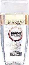 Kup Płyn do demakijażu oczu i ust z olejem arganowym - Marion Golden Skin Care
