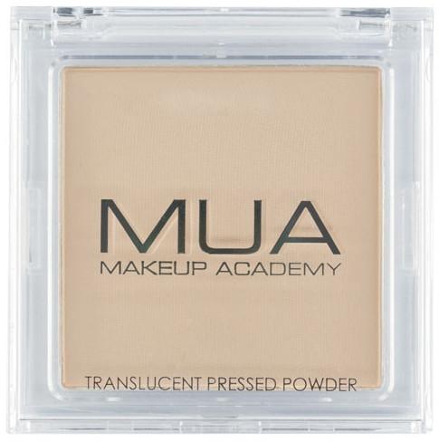 Prasowany puder do twarzy - MUA Translucent Pressed Powder