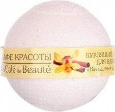 Kup Kula do kąpieli Sorbet waniliowy - Le Café de Beauté Bubble Ball Bath