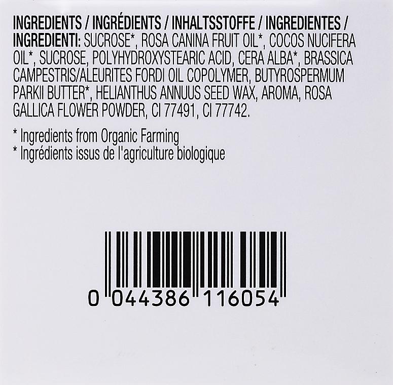 Peeling do ust z organicznym olejem różanym - Physicians Formula Organic Rose Oil Lip Polish — фото N3