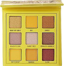 Kup Paleta cieni do powiek, 9 kolorów - Makeup Obsession Shadow Palette