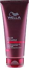 Odżywka odświeżająca kolor czerwieni włosów - Wella Professionals Color Recharge Red — фото N1