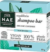 Kup Szampon w kostce do włosów tłustych - N.A.E. Equilibrio Purifying Shampoo Bar