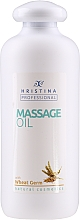 Kup Olejek do masażu ciała - Hristina Professional Wheat Germ Massage Oil