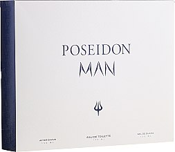 Kup Instituto Espanol Poseidon - Zestaw (edt 150 ml + ash/balm 150 ml + sh/gel 150 ml)