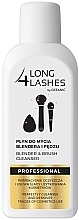 Kup Płyn do czyszczenia gąbek i pędzli - Long4Lashes Blender and Brash Cleanser