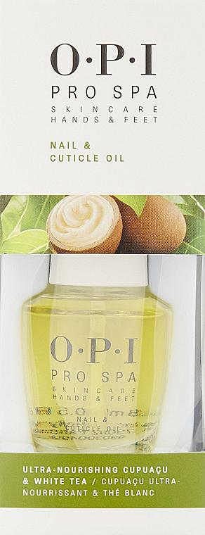 Olejek do paznokci i skórek - O.P.I. ProSpa Nail & Cuticle Oil — фото N1