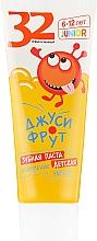Kup Ochronna pasta do zębów dla dzieci wzmacniająca szkliwo Juicy Fruit - Modum 32 Perły Junior
