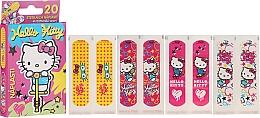 Kup Ochronne plastry dla dzieci - VitalCare Hello Kitty Kids Plasters