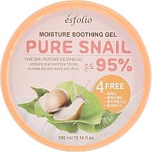 Kup Nawilżający żel ze śluzem ślimaka - Esfolio Pure Snail Moisture Soothing Gel 95% Purity