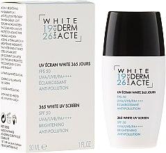 Kup Rozjaśniający krem ochronny 365 dni SPF 50 - Académie White UV Screen