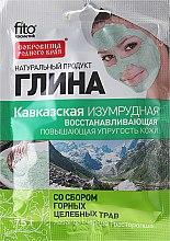 Kup Kaukaska regenerująca glinka zielona - FitoKosmetik