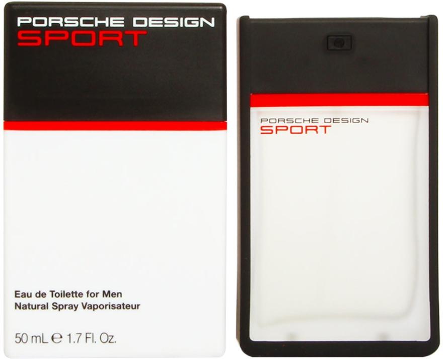 Porsche Design Sport - Woda toaletowa — фото N1