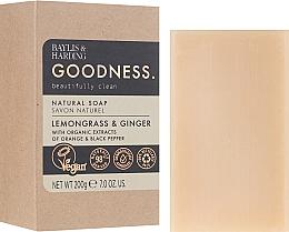 Kup Naturalne mydło w kostce - Baylis & Harding Goodness Sea Lemongrass & Ginger Natural Soap