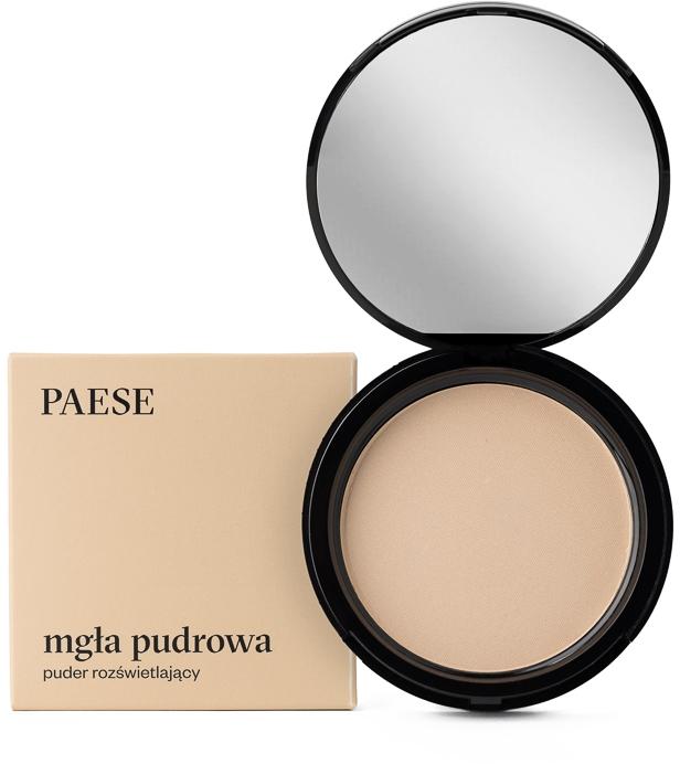 Puder w kompakcie Mgła pudrowa - Paese Sheer Glow Powder