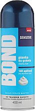 Kup Pianka do golenia - Bond Sensitive Shaving Foam