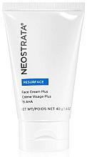 Kup Krem do twarzy z kwasem glikolowym - Neostrata Resurface Face Cream Plus