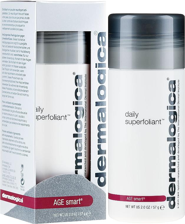 Superzłuszczacz do codziennego stosowania - Dermalogica Age Smart Daily Superfoliant — фото N1
