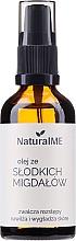 Kup Olej ze słodkich migdałów - NaturalME