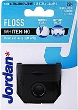 Kup Wybielająca nić dentystyczna do zębów o zapachu mięty pieprzowej, 25m - Jordan Whitening Floss