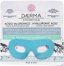 Kup Hydrożelowa maska nawilżająca na okolice oczu - Daerma Cosmetics Hydrogel Eyes Contour Mask