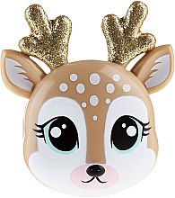 Kup Błyszczyk do ust Wata cukrowa, bez brokatu - Cosmetic 2K Lip Gloss Oh My Deer! Without Glitter Cotton Candy