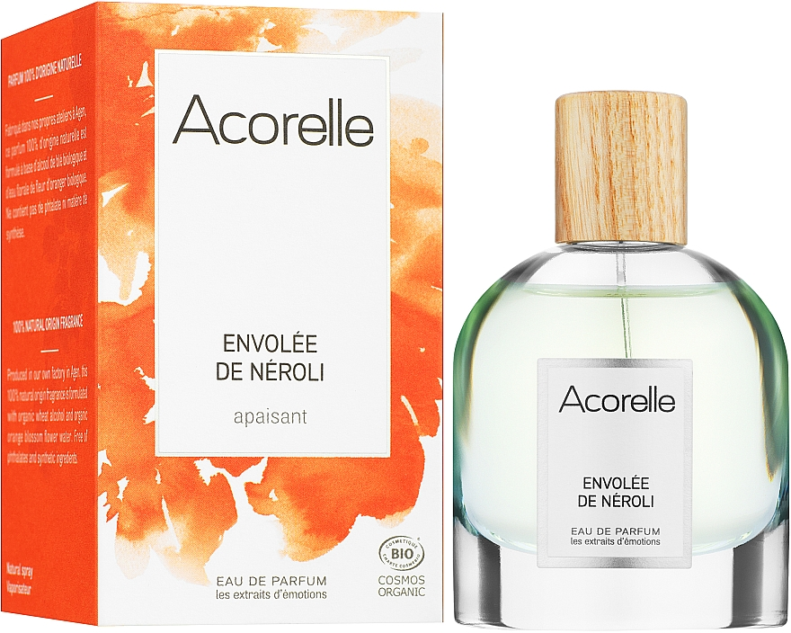Acorelle Envolee De Neroli - Woda perfumowana — фото N2