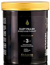 Kup Wygładzająca maska do włosów - Salerm Kaps Filler Smoothing Smoothing Therapy 3 Mask