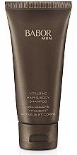 Kup Witalizujący żel-szampon do mycia ciała i włosów dla mężczyzn - Babor Men Vitalizing Hair & Body Shampoo