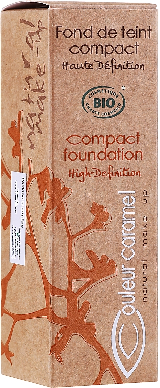 Podkład w sztyfcie - Couleur Caramel Compact Foundation — фото N1