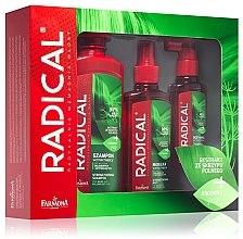 Kup Zestaw - Farmona Radical (shm/400ml + cond/100ml + spray/200ml)