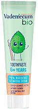 Kup PRZECENA! Miętowa bio pasta do zębów dla dzieci - Vademecum Bio Kids Toothpaste *