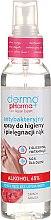 Kup Antybakteryjny spray do higieny i pielęgnacji rąk o zapachu arbuza - Dermo Pharma