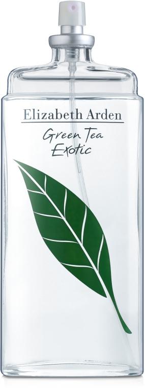 Elizabeth Arden Green Tea Exotic - Woda toaletowa (tester bez nakrętki)