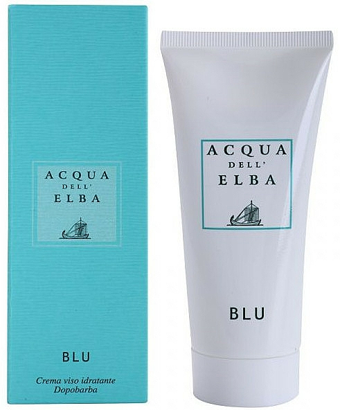 Acqua Dell Elba Blu - Perfumowany balsam po goleniu — фото N1