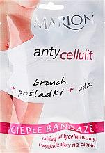 Kup Ciepłe bandaże na ciało - Marion Antycellulit