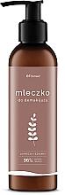 Kup Ziołowe mleczko nawilżająco-oczyszczające do demakijażu Lukrecja i szałwia - Fitomed Polskie zioła
