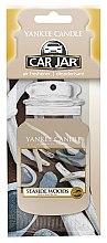 Kup Zapach do samochodu - Yankee Candle Car Jar Seaside Woods